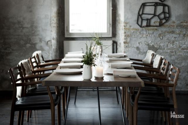 Le restaurant danois Noma.... (Archives, La Presse)