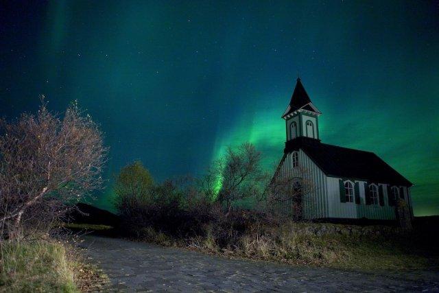L'Islande se trouve parmiles pays les plus accueillants.... (Photos.com)