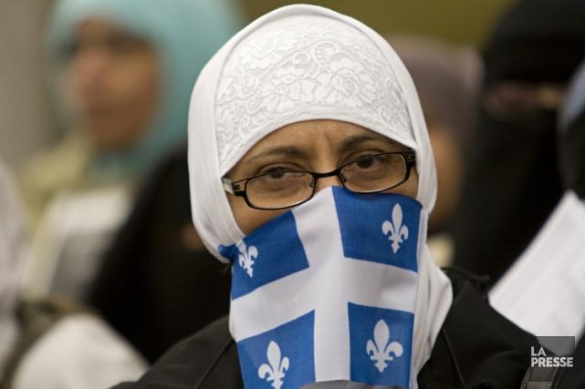 La laïcité à la québécoise ne peut être... (Photo David Boily, archives La Presse)
