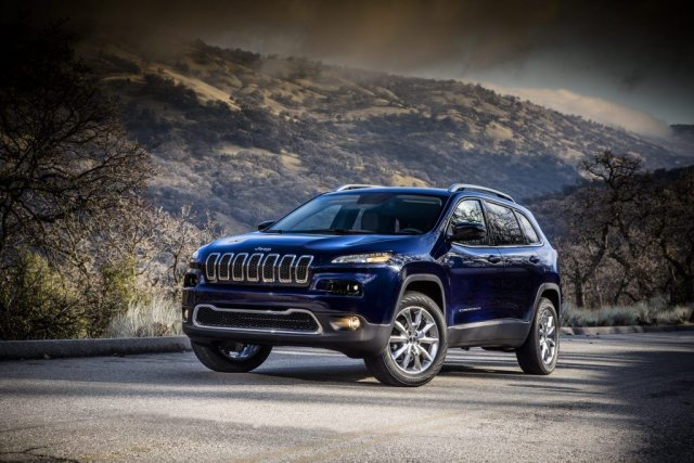 Le Jeep Cherokee Limited 2014.... (Photo fournie par Chrysler)