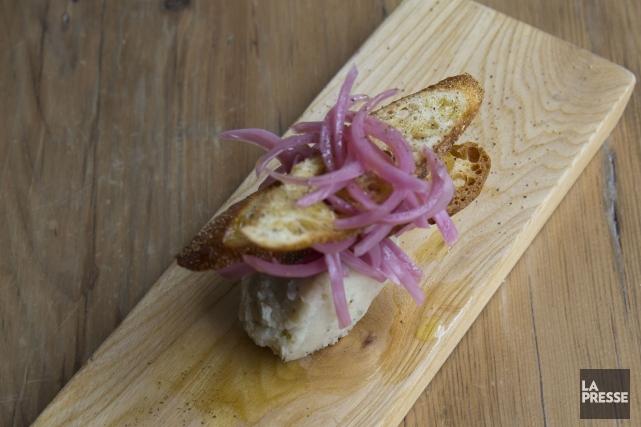 L'oignon rouge s'accorde bien aux plats non cuisinés, mais reste néanmoins... (Photo Olivier Jean, La Presse)