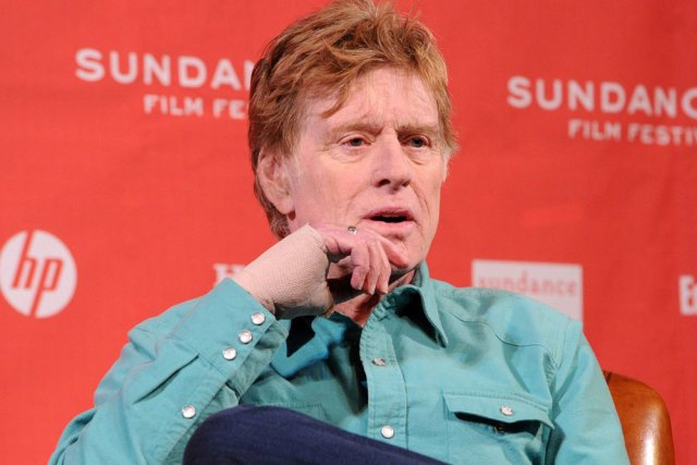 Robert Redford... (Photo: archives La Presse)
