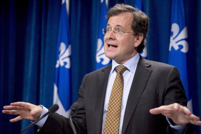 Le ministre de la Justice, Bertrand St-Arnaud, indique... (Photo: PC)