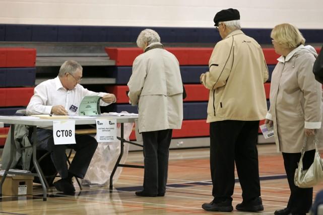 Élections Canada présente diverses recommandations visant à éviter... (Photo: PC)