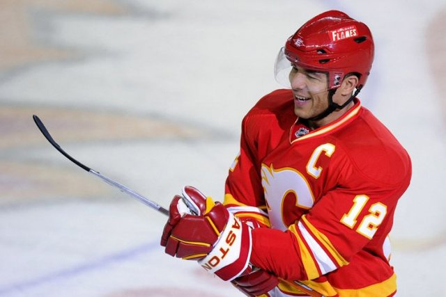 Jarome Iginla... (Photo: Reuters)