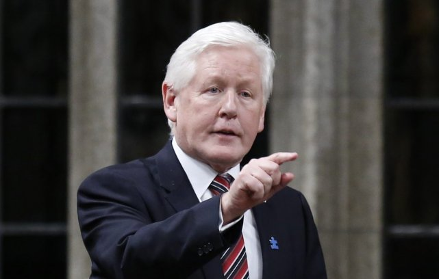 Bob Rae... (Photo Reuters)