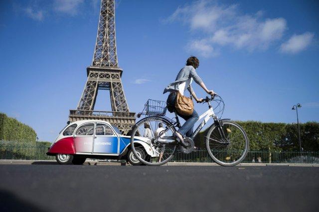 Selon la professeure de l'École d'Économie de Paris... (PHOTO FRED DUFOUR, ARCHIVES AFP)