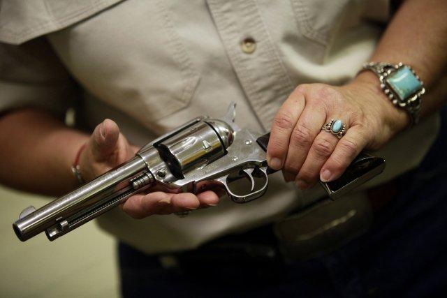Selon Shaun McClusky, du regroupement The Armed Citizen... (Photo Joshua Lott, archives Reuters)