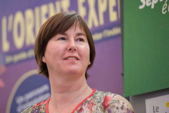 Isabelle Falardeau vient de produire un quatrième guide... (Photo le Soleil, Steve Deschênes)