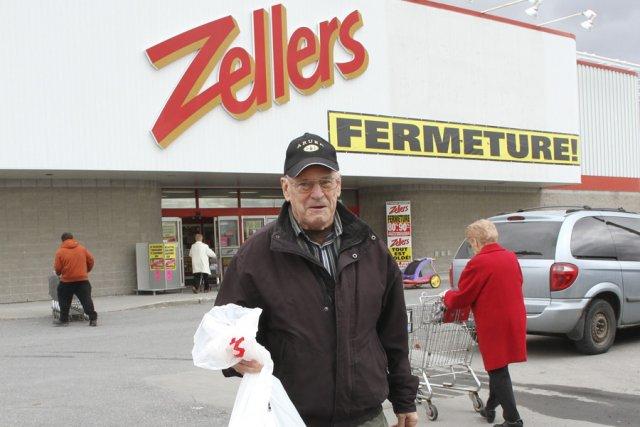 Gilles Pagé était de passage une dernière fois... (photo Alain Dion)
