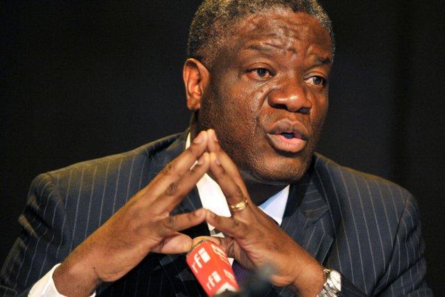 Le docteur Mukwege est convaincu : l'épidémie de... (Photo : Junior D. Kannah, Agence France-Presse)