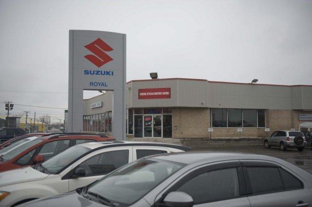 Maintenant que Suzuki a annoncé son départ du... (PHOTO STEVE DESCHENES, LE SOLEIL)