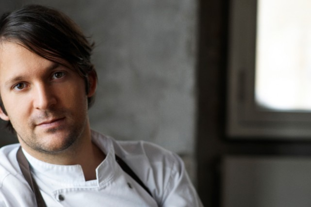 Le chef René Redzepi du Noma de Copenhague.... (PHOTO DITTE ISAGER, FOURNIE PAR RELAXNEWS)
