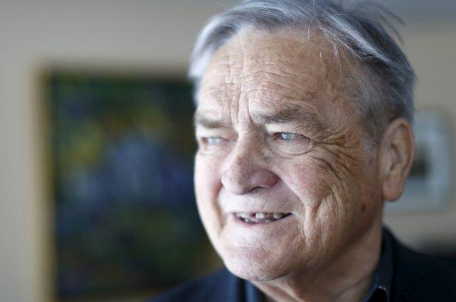 L'ancien ministre péquiste Jean Garon ne désespère pas... (Le Soleil, Yan Doublet)