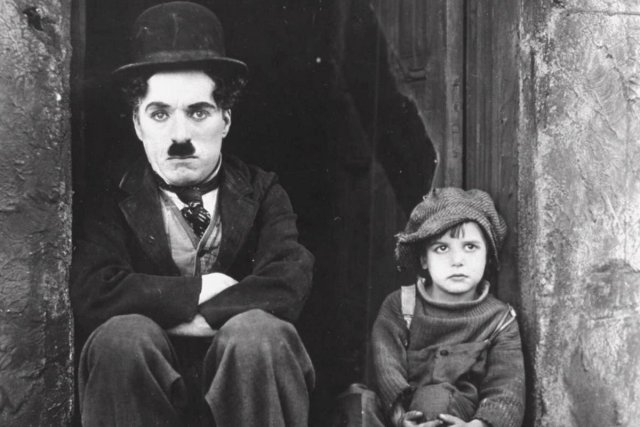 Charlie Chaplin... (Photo: archives AP)