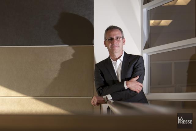 Le fondateur et PDG de 5N Plus, Jacques... (Photo Ivanoh Demers, archives La Presse)