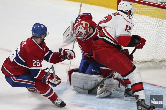 Le Canadien a résisté à 17 des 19... (Photo Christinne Muschi, Reuters)