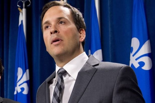 Alexandre Cloutier, ministre des Affaires intergouvernementales  canadiennes... (Archives La Presse Canadienne)