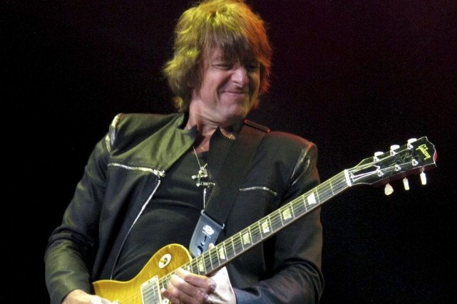 Richie Sambora... (Photo: archives AP)