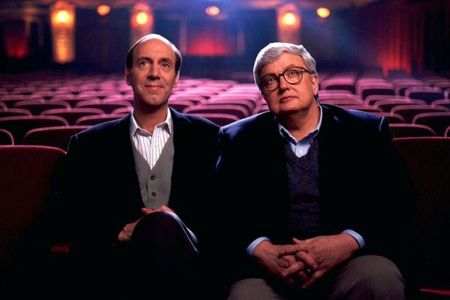 Gene Siskel et Roger Ebert... (Photo: archives AP)