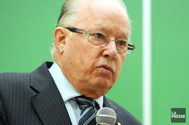 L'ancien premier ministre Bernard Landry doit clôturer l'événement... (Photothèque Le Soleil, Erick Labbé)
