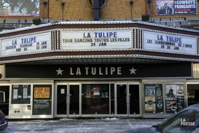 Un spectacle, réunissant de nombreux artistes tels les... (Photo archives La Presse)