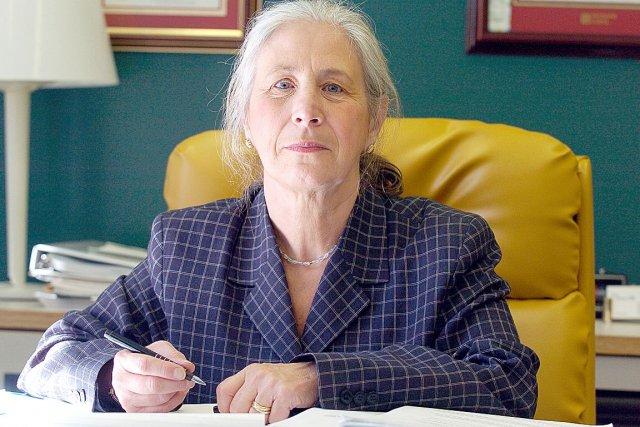 La coroner en chef Louise Nolet... (Photothèque Le Soleil, Erick Labbé)