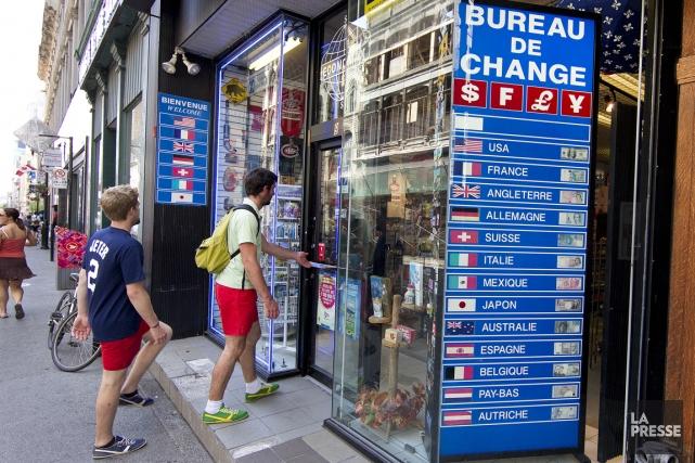 Lart de magasiner son taux de change stéphanie morin trucs
