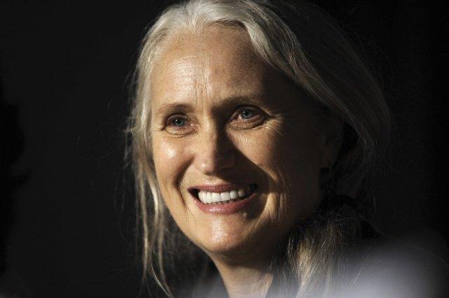 La réalisatrice néo-zélandaise Jane Campion... (Photo Anne-Christine Poujoulat)