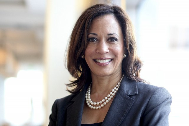 Kamala Harris... (Photo Sandy Huffakerm The New York Times)