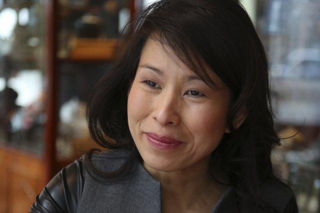 Kim Thúy... (Photo: Martin Chamberland, La Presse)