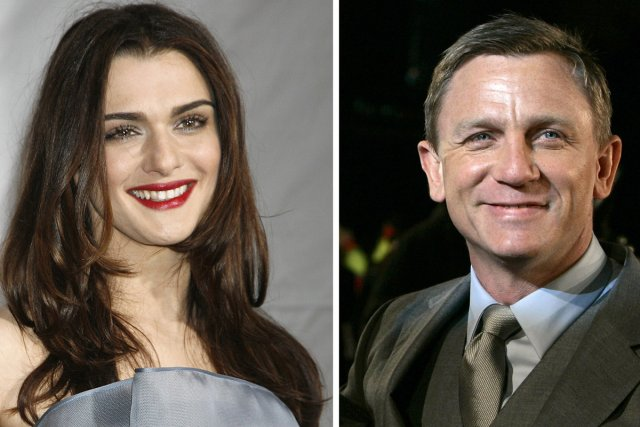 Rachel Weisz et Daniel Craig... (Photo: Reuters)