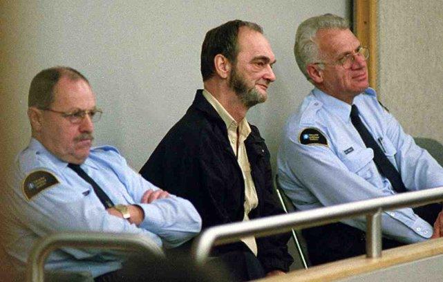 Vital Lemire a été reconnu coupable de sept... ((Archives Rocket Lavoie))