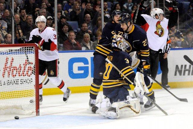 Les Sabres ont connu une saison de misère... (Photo Doug Benz, REUTERS)