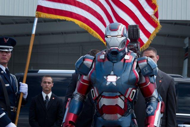 Iron Patriot... (PHOTO FOURNIE PAR DISNEY)