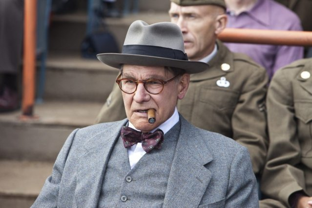 Harrison Ford dans 42.... (Photo: fournie par Warner Bros.)