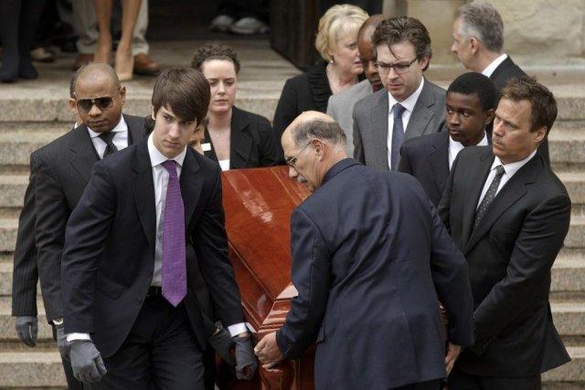 Les funérailles de Roger Ebert se sont tenues... (Photo: Reuters)