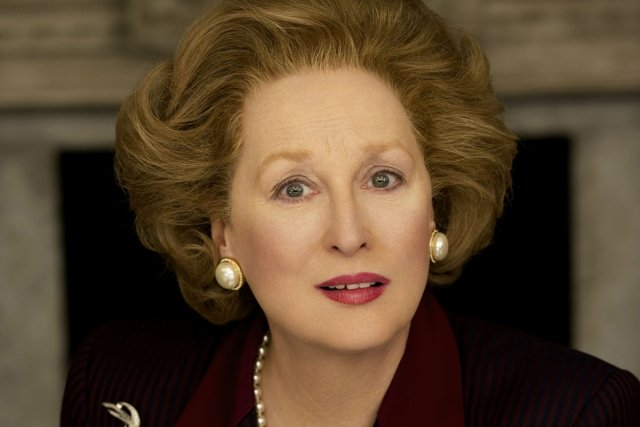Meryl Streep dans The Iron Lady... (Photo: fournie par Alliance Vivafilm)