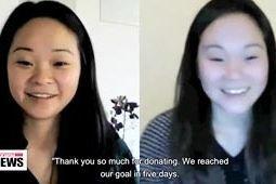 L'une est Française, l'autre est américaine. C'est en regardant une vidéo sur...
