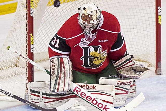 Zachary Fucale... (Photo La Presse Canadienne)