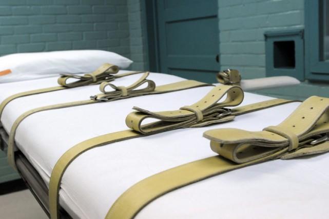 Une nouvelle méthode d'injection létale proposée par les autorités carcérales... (Photo: AP)
