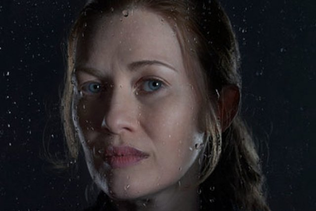 Mireille Enos interprète Sarah Linden dans le remake... (Photo: fournie par AMC)