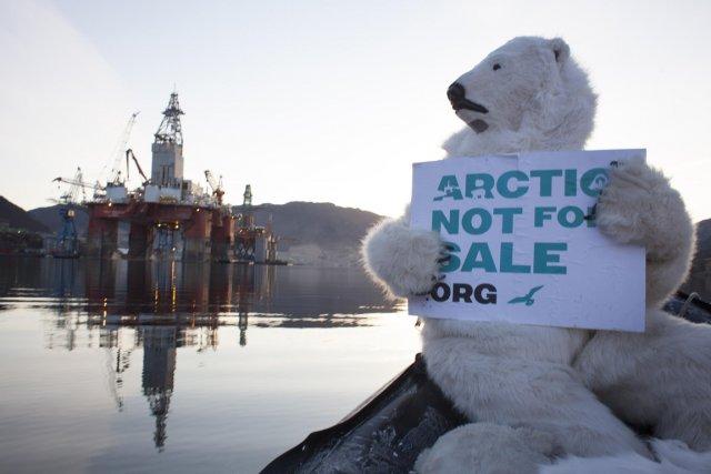 Les enjeux géoéconomiques sur l'Arctique