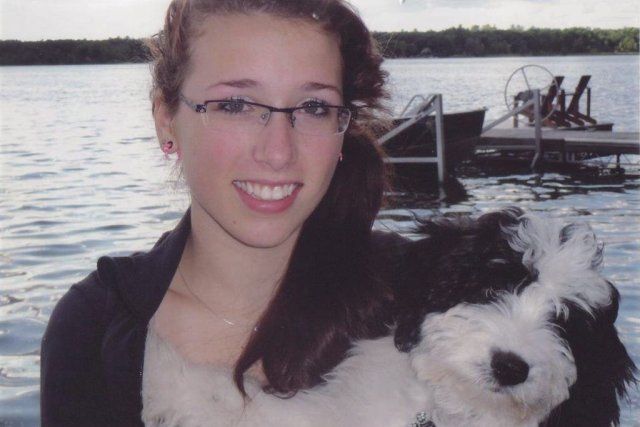 Rehtaeh Parsons... (Photo La Presse Canadienne)