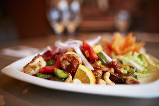 Le restaurant Talay  Thai II offre des... (Photo : Ulysse Lemerise, collaboration spéciale)