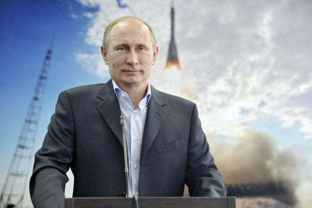 Vladimir Poutine... (Photo AFP)