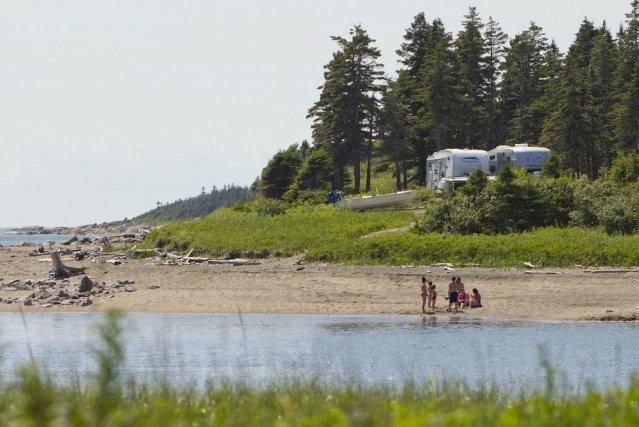 Un Québécois sur quatre a fait du camping... (Photo Martin Leblanc, Archives La Presse)