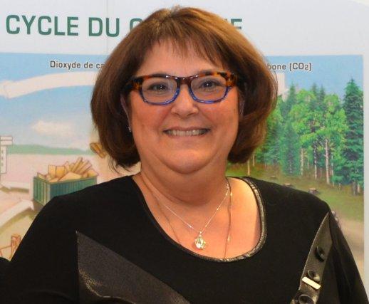 Ginette Sirois, directrice générale du Cégep de Chicoutimi... (Photo archives Louis Potvin)