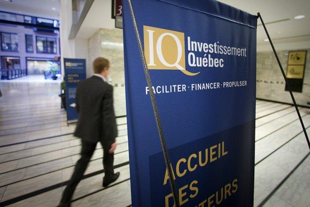 La structure d'Investissement Québec, qui compte déjà 17... (Photo: André Pichette, La Presse)