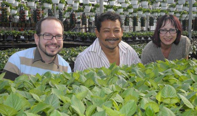 Alfonso Llamas Moscoso est originaire du Guatemala et... ((Photo Gimmy Desbiens))